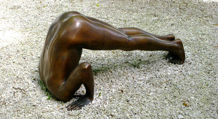 Head In Sand Yoga