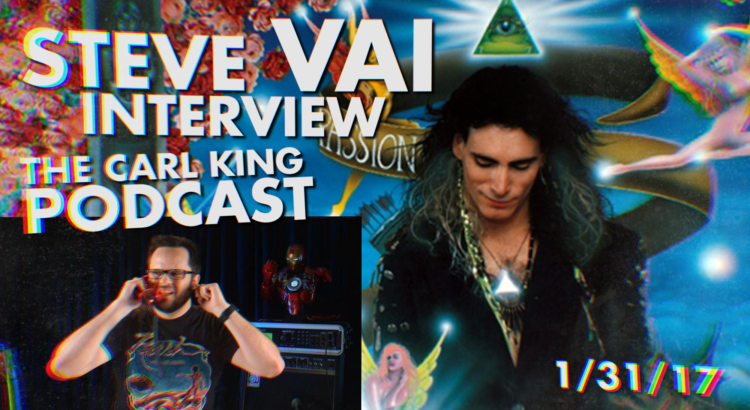 Steve Vai Podcast